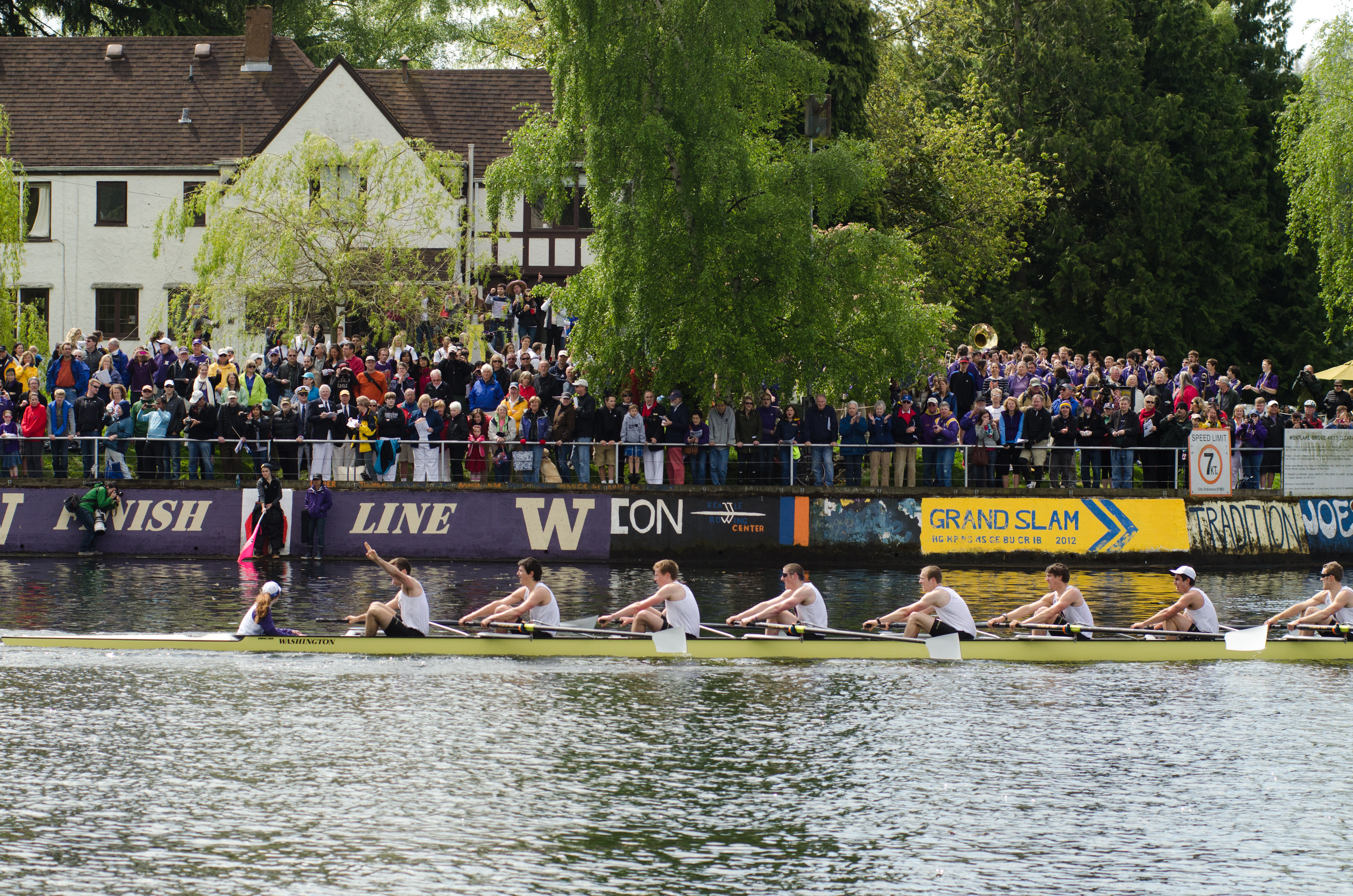 Race Day - Windermere Cup